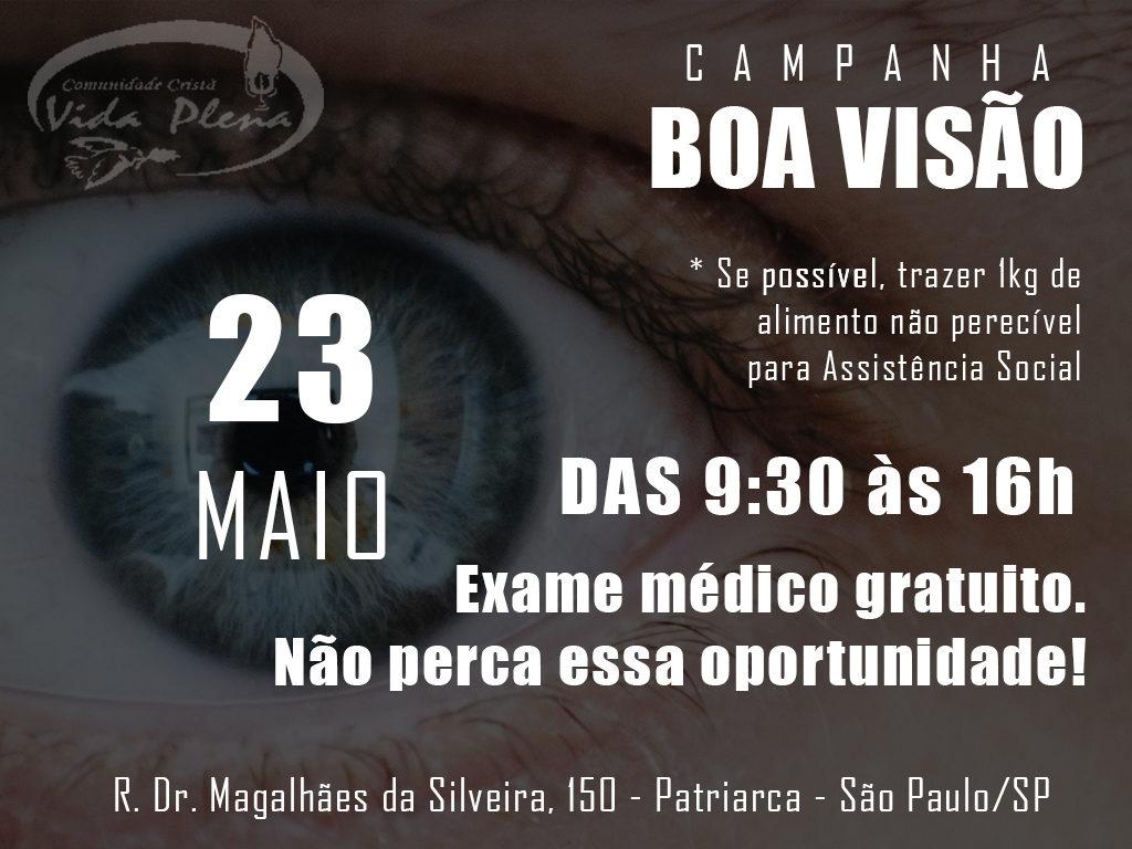 Campanha: Boa Visão